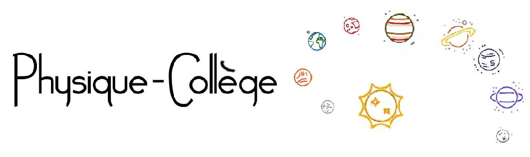 Collège-Physique
